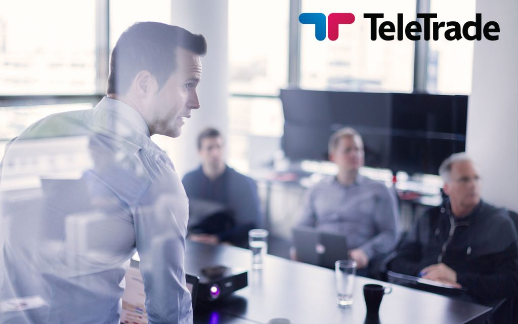 Teletrade — reviews of company's employees