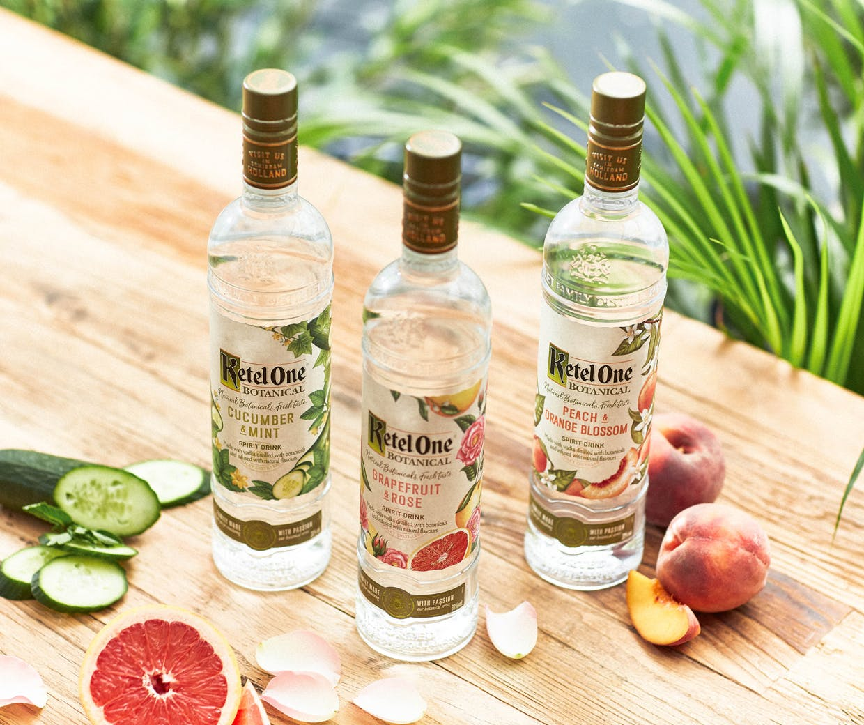 Diageo wants to make lower calorie alcohol 'interesting' with premium flavoured spirits