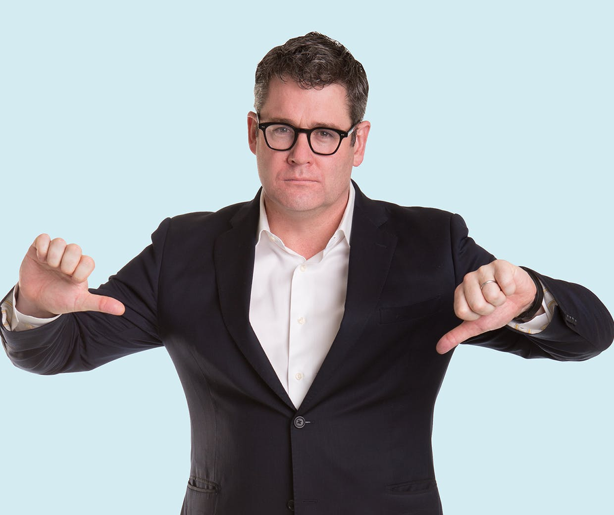 Mark Ritson: Accept it, people hate ads