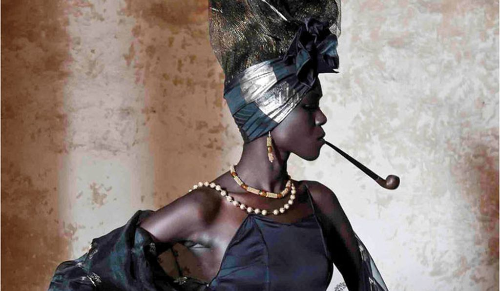 """""""Good as Gold: Fashioning Senegalese Women,"""" curated by Amanda Maples and Kevin D. Dumouchelle, is on view at the Smithsonian's National Museum of African Art"""