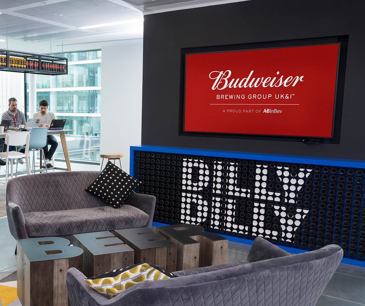 AB InBev launches in-house agency to help 'embrace creativity'