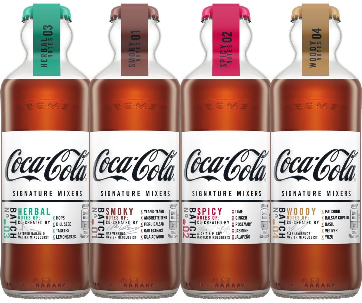 Coca-Cola moves into alcohol market with premium mixers