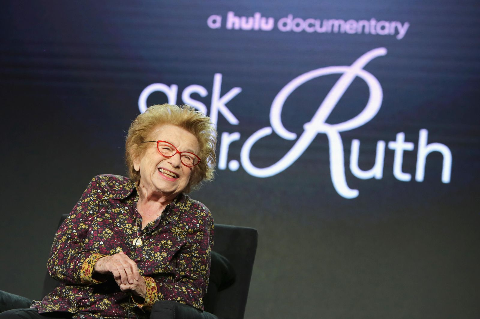 Dr. Ruth Changed the Way America Talked About Sex | Arts & Culture