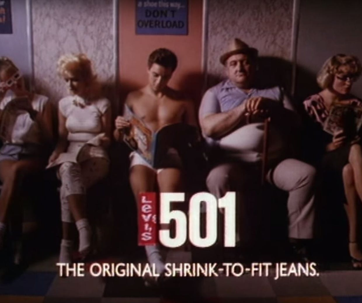 How Levi's 'Laundrette' ad led to an 800% sales boost