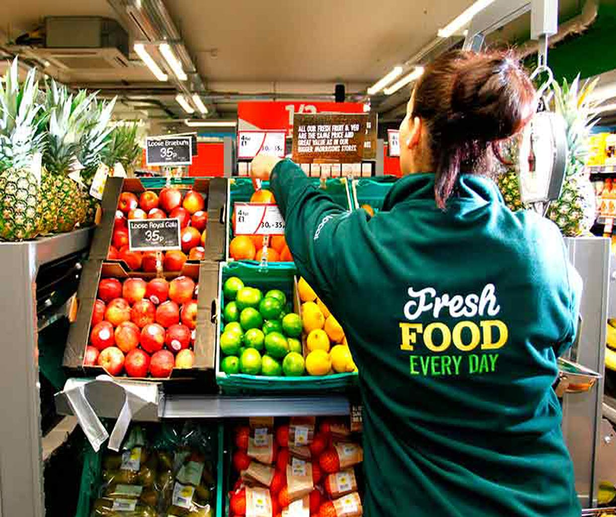 Morrisons relaxes Ocado deal as it eyes up opportunities with Amazon, Just Eat and Uber