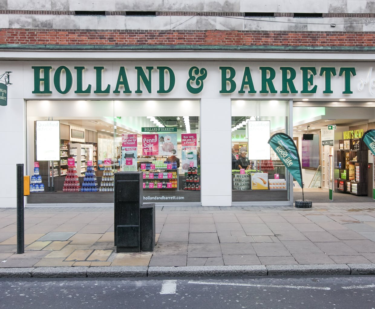 Holland & Barrett preps brand refresh to shake off 'dusty' image