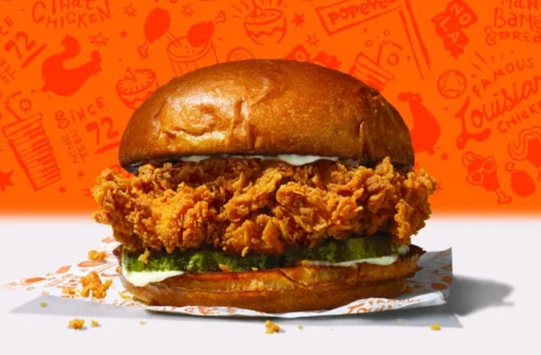 Chick-fil-A, Popeyes, Wendy's or KFC best?