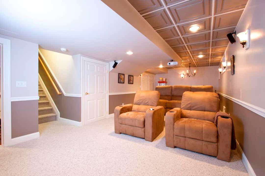 If you're selling your house, remodel the basement