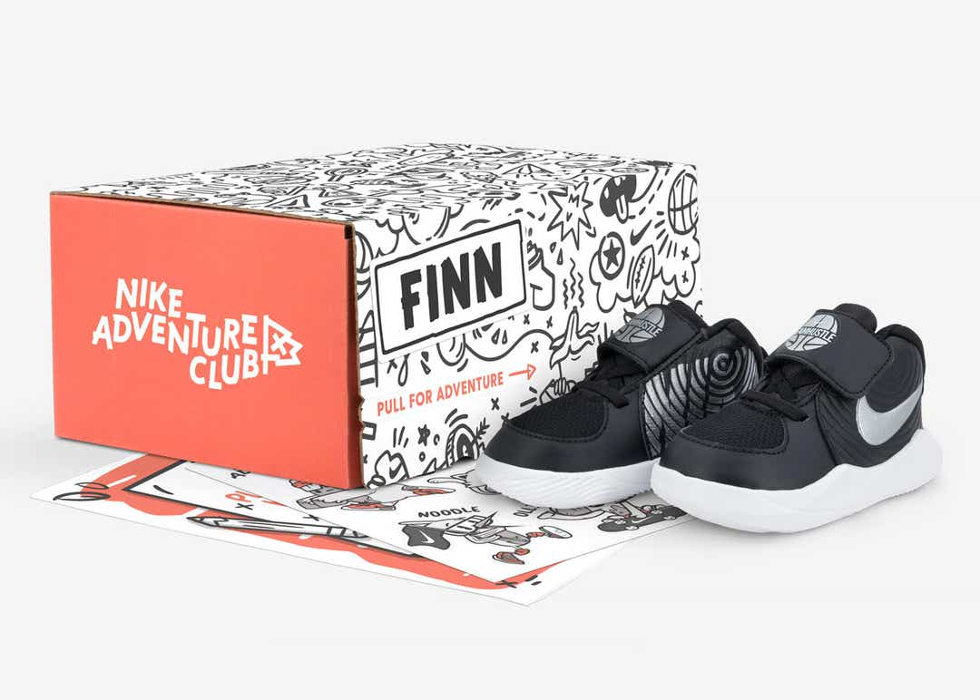 Nike has new kids subscription but it's not cheap