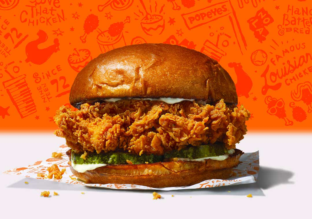 Popeyes and Chick-fil-A chicken sandwiches: Battle heats up