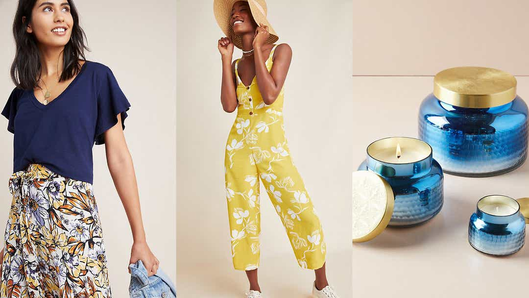 Save on clothing, home decor, and more with this massive weekend sale