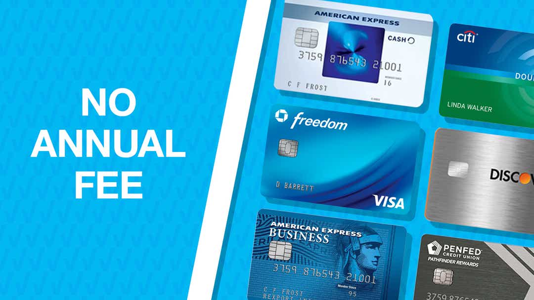 The best no annual fee credit cards of 2019: Reviewed