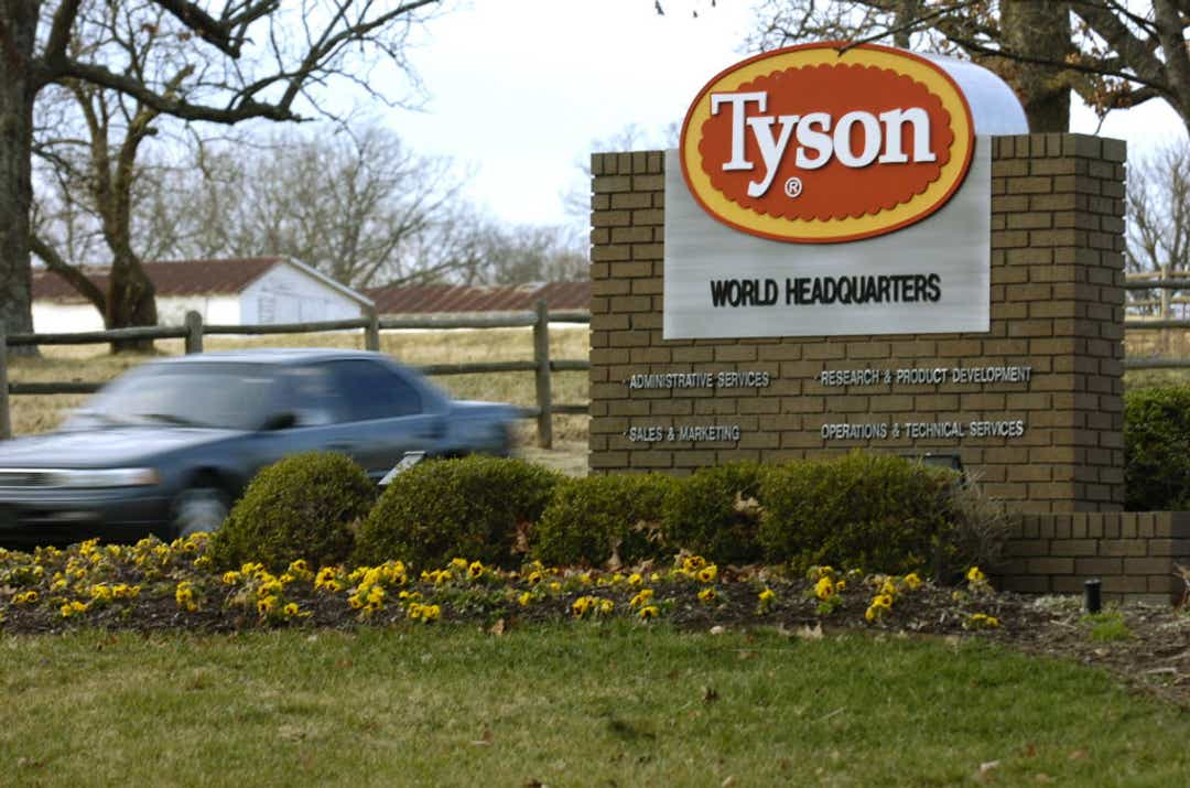 Tyson Foods recalls more than 39,000 pounds of chicken patties