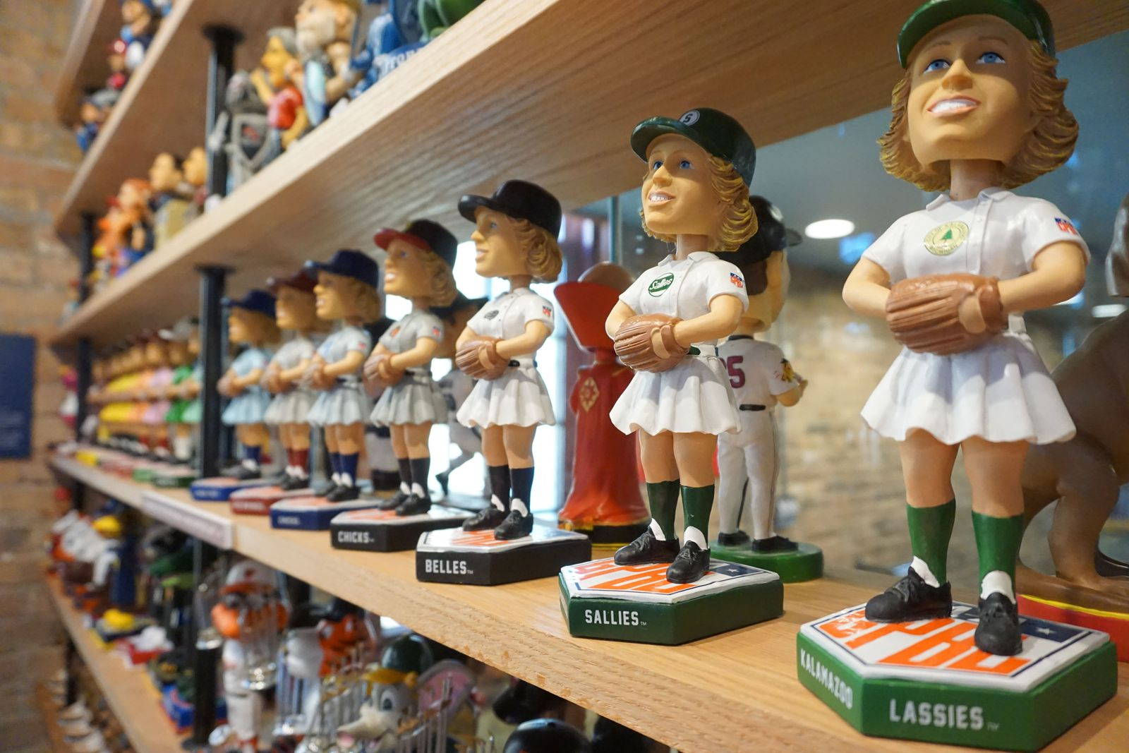 Visit the World's Only Bobblehead Hall of Fame and Museum | Travel