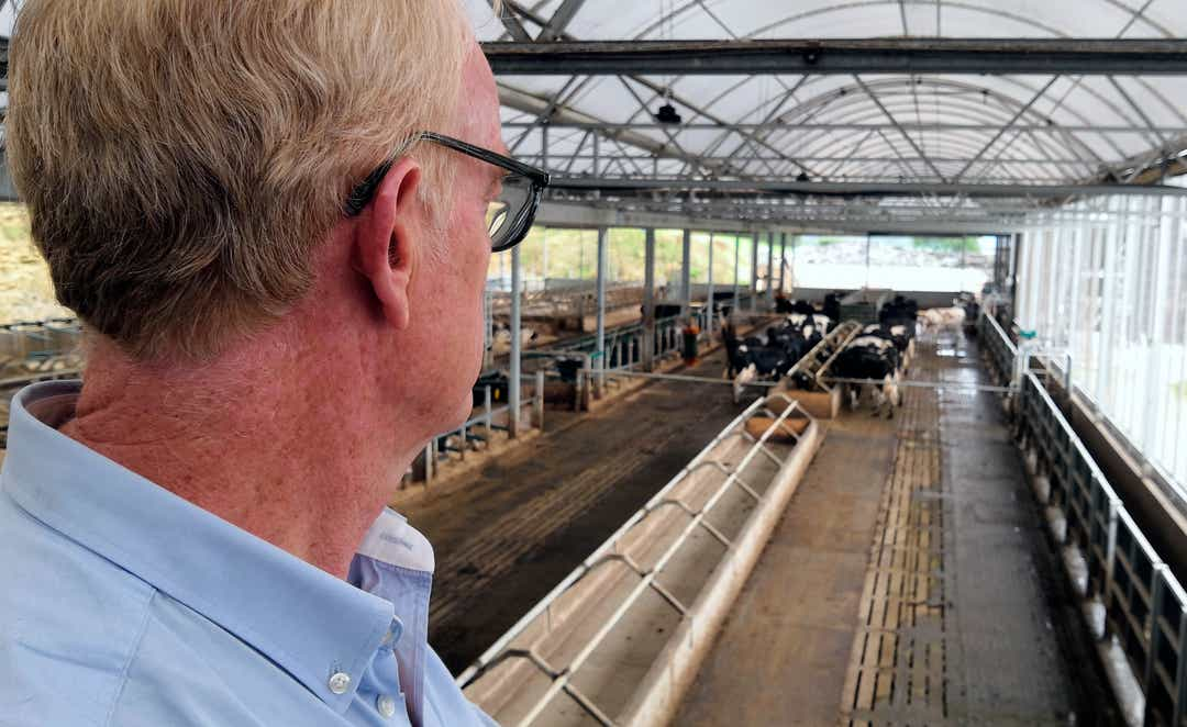 British agriculture innovation heavy on new tech