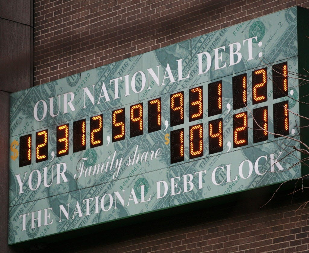 Debt: Will debt doom America?