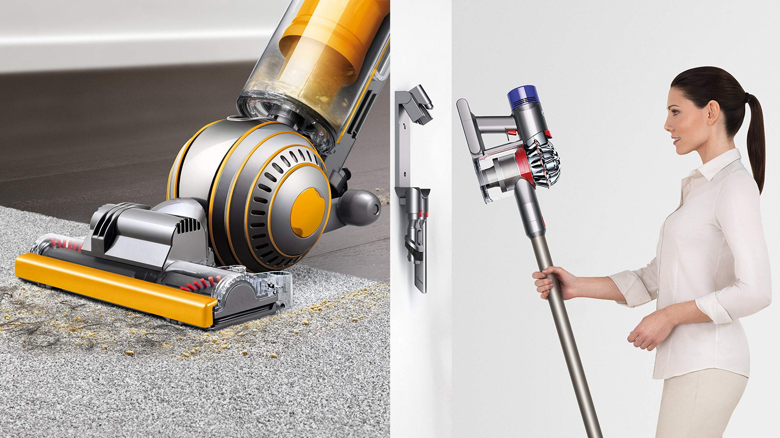 Dyson vacuums are on sale on Woot for today only