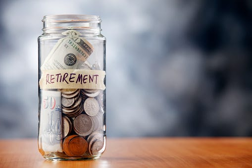 How to protect your retirement savings in a recession