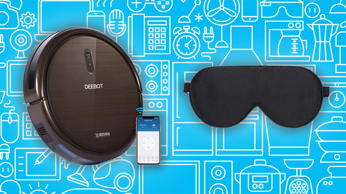 The best prices on robot vacuums, sleep masks, plants, and more