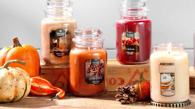 There's an amazing sale happening at Yankee Candle right now—and it's just in time for fall