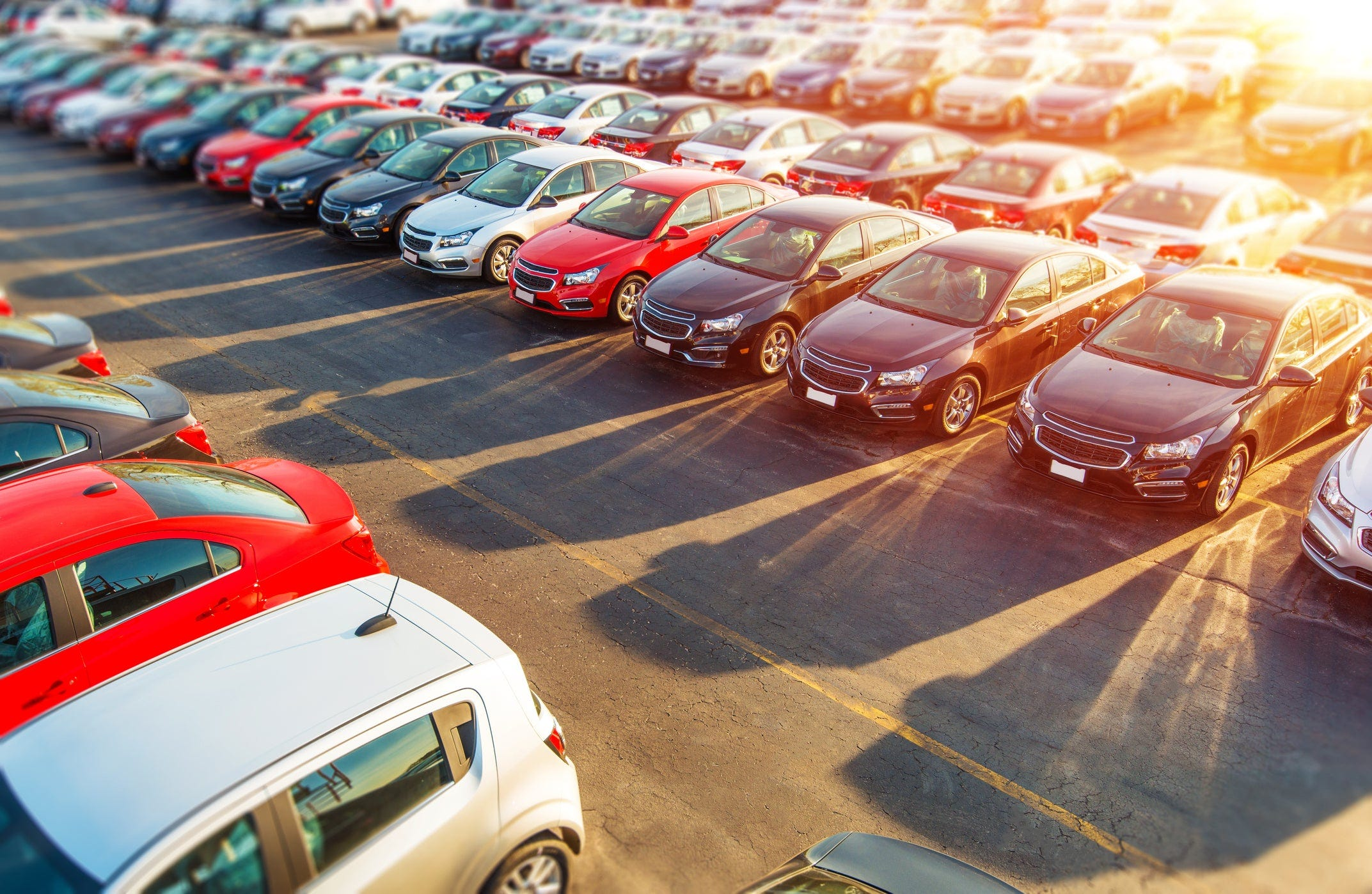 How to score a used-car deal from rental agencies