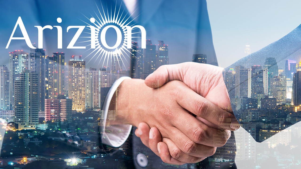 Arizion - the good brand is not to be restrained by geographical borders