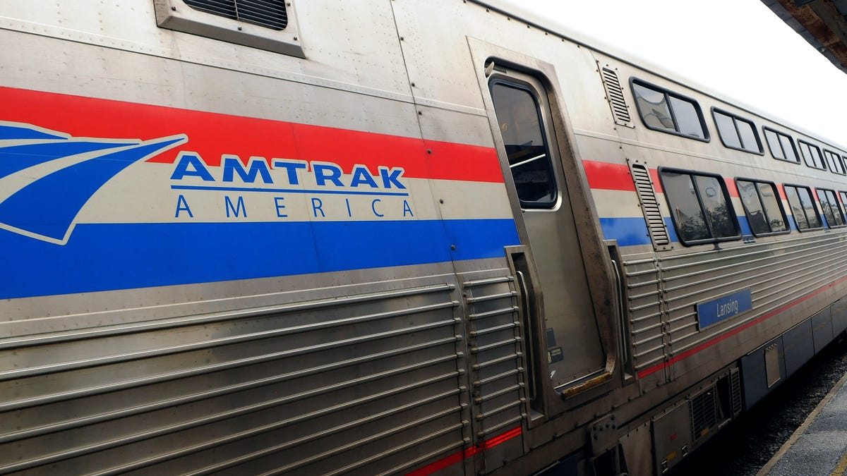 Amtrak is offering up to 50% off train fare for Black Friday 2020