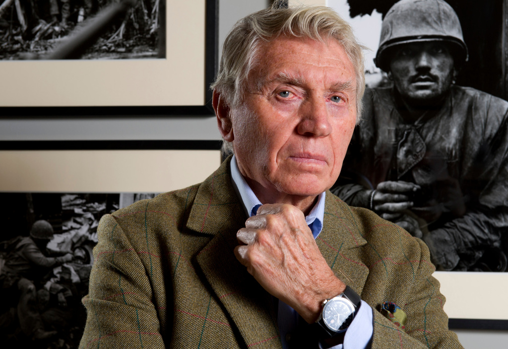 Angelina Jolie Will Direct a Biopic About Legendary British War Photographer Don McCullin