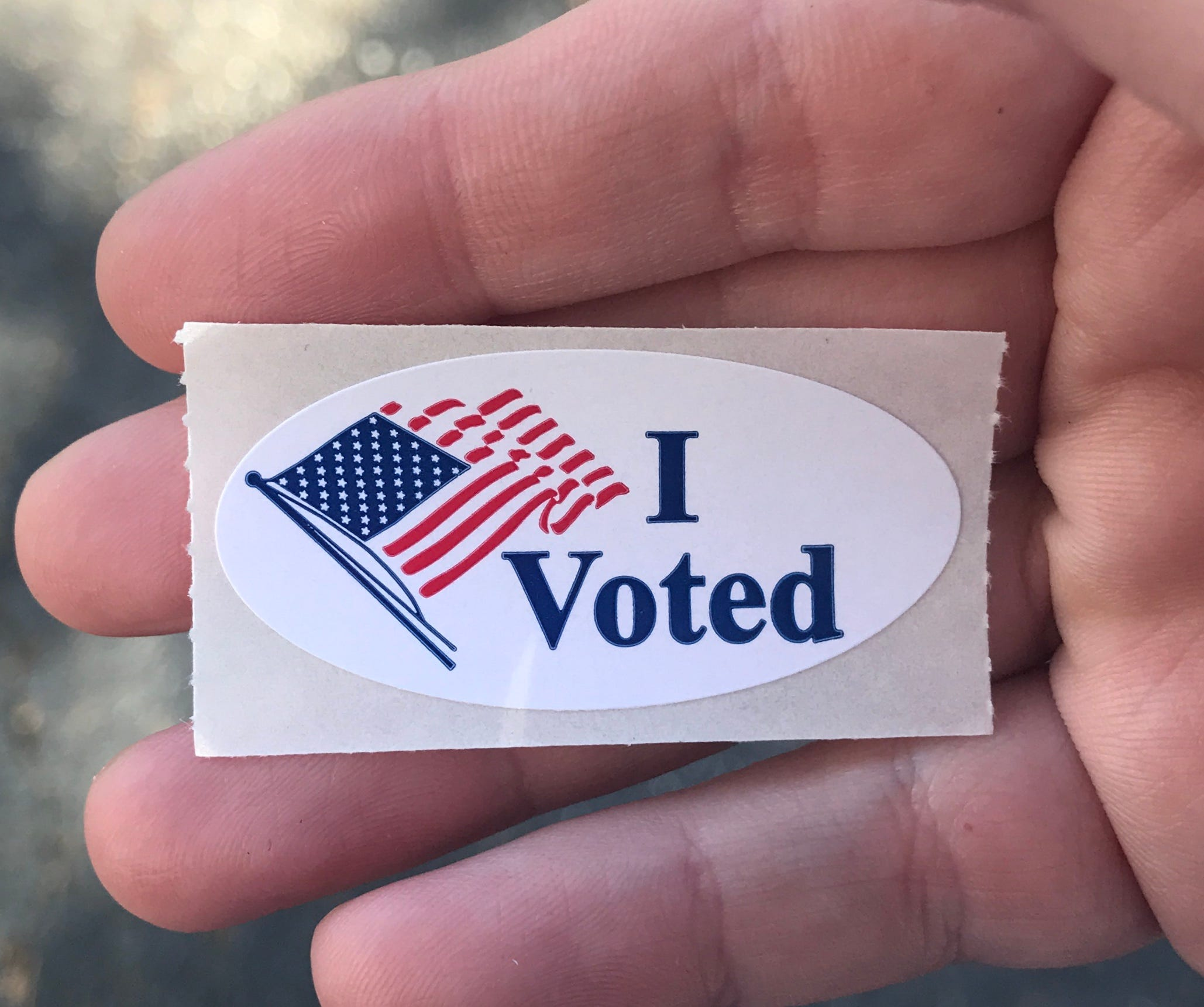 Discounted rides to polls, donuts, coffee
