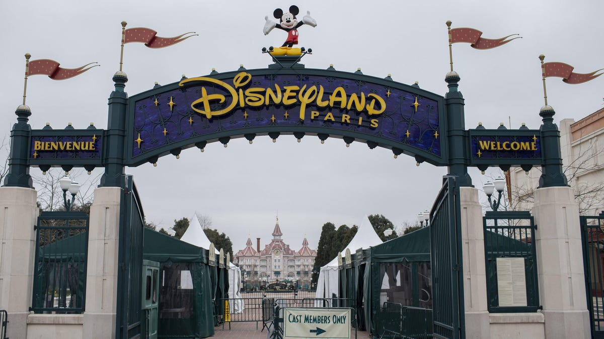 Disneyland planning more furloughs as park closure drags on for eighth month, reports say