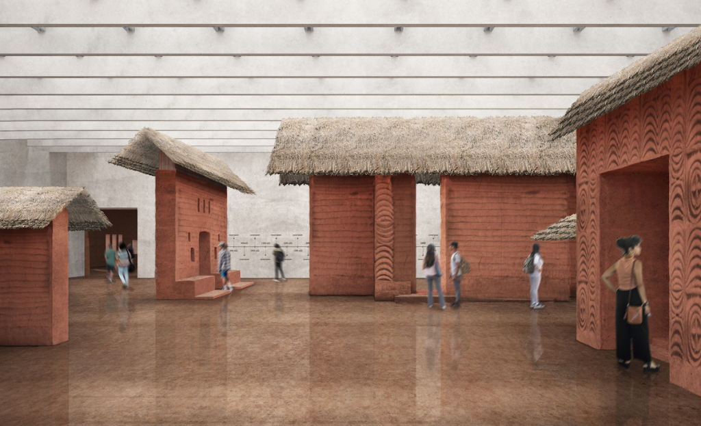 See David Adjaye's Designs for a New Museum of West African Art in Benin City