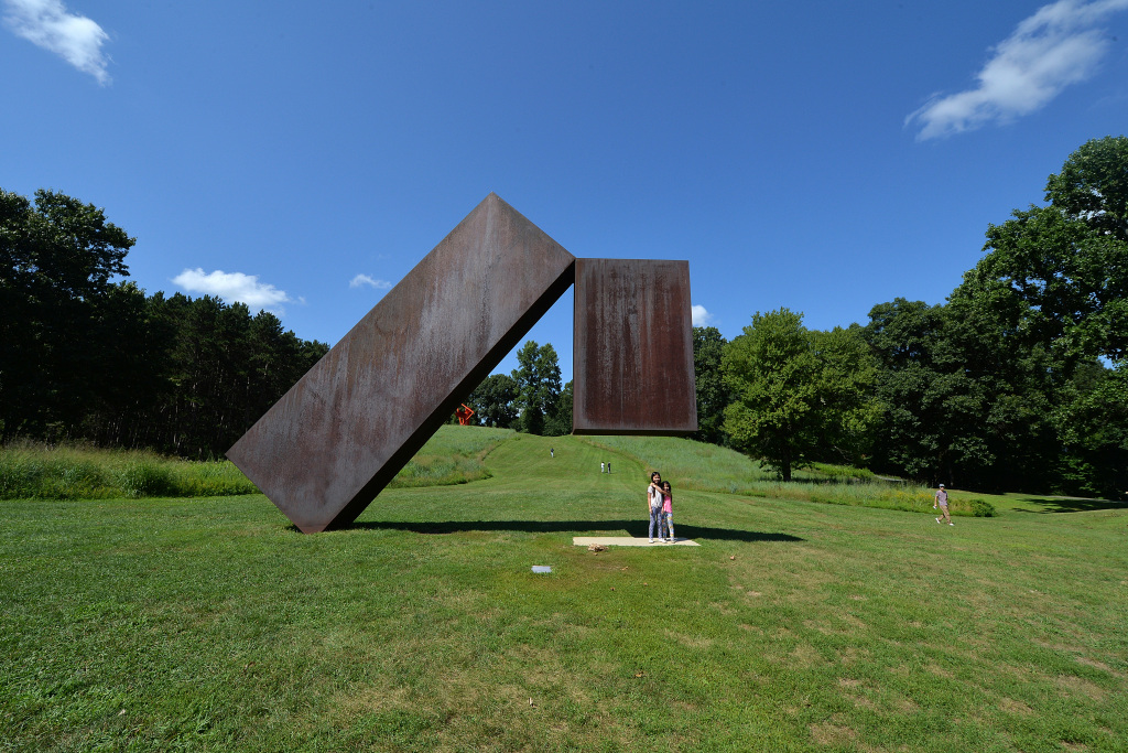 Storm King Becomes a Sensation: Why the Upstate New York Sculpture Park Is Now a Destination
