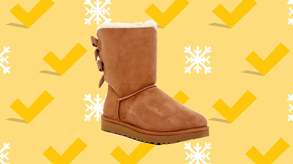 You can get UGG boots for more than half off at Nordstrom Rack right now