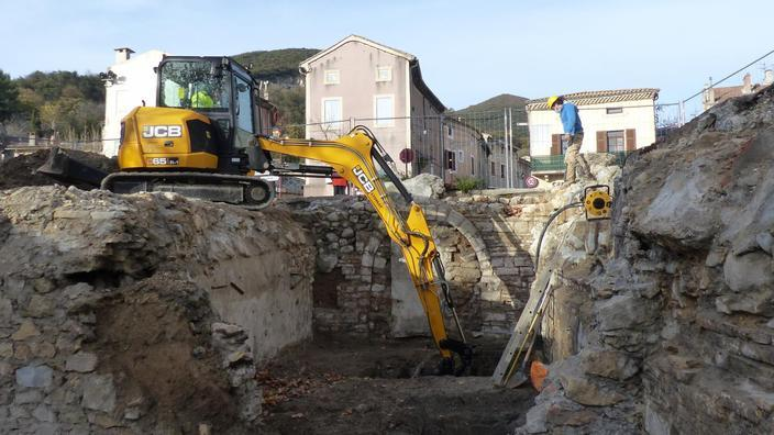 Excavation in Southern France Reveals 19th-Century Convent with Innovative Architecture to Combat Frequent Flooding