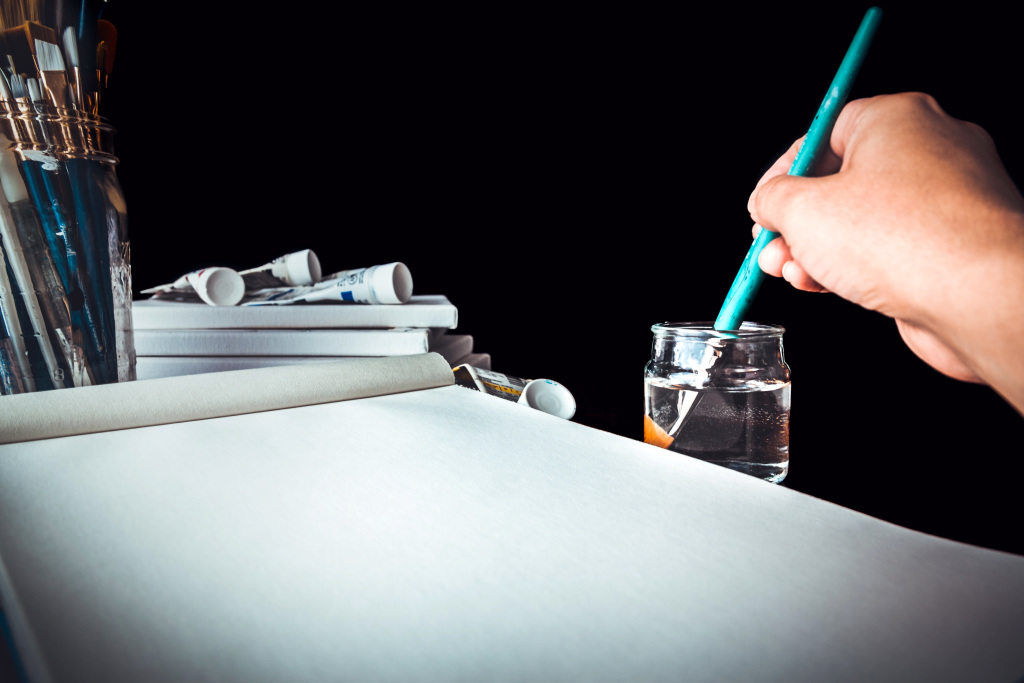 Find the Best Canvas Pad For Taking Your Painting on the Road