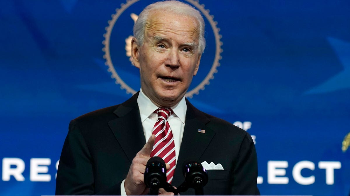 Joe Biden pledges to address pay, systemic racism: 'Black and Latino unemployment gap remains too large'