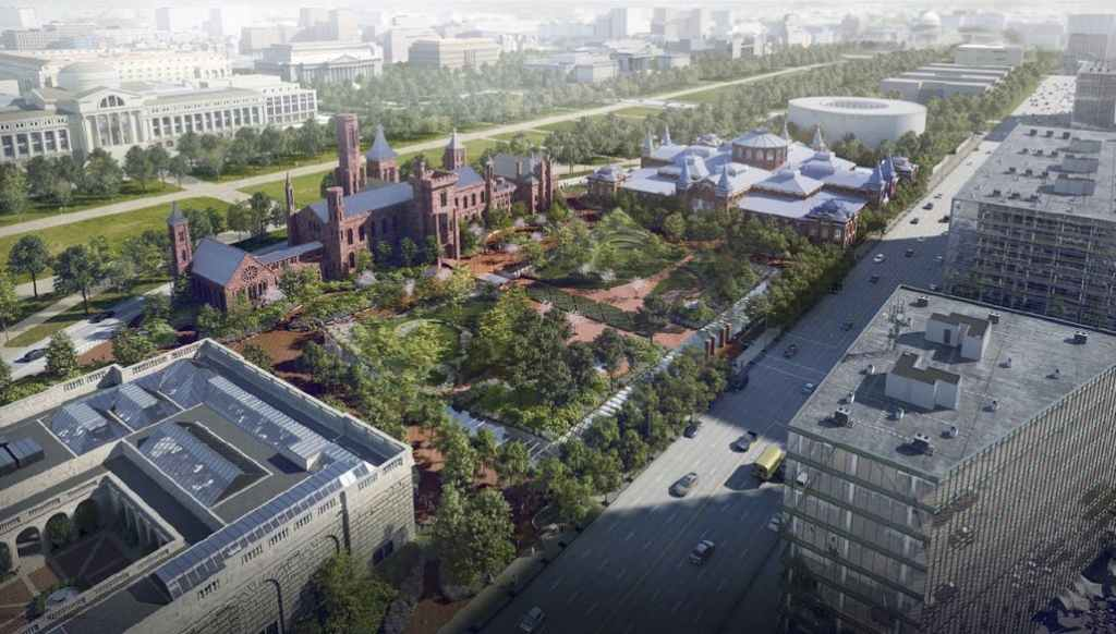 Smithsonian Slashes $2 Billion Campus Project, Forensic Architecture's Controversial Miami Show, and More: Morning Links from January 12, 2021
