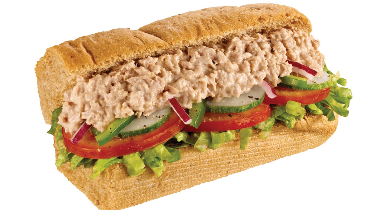 Subway denies lawsuit claim that its tuna sandwich is 'completely bereft' of actual tuna