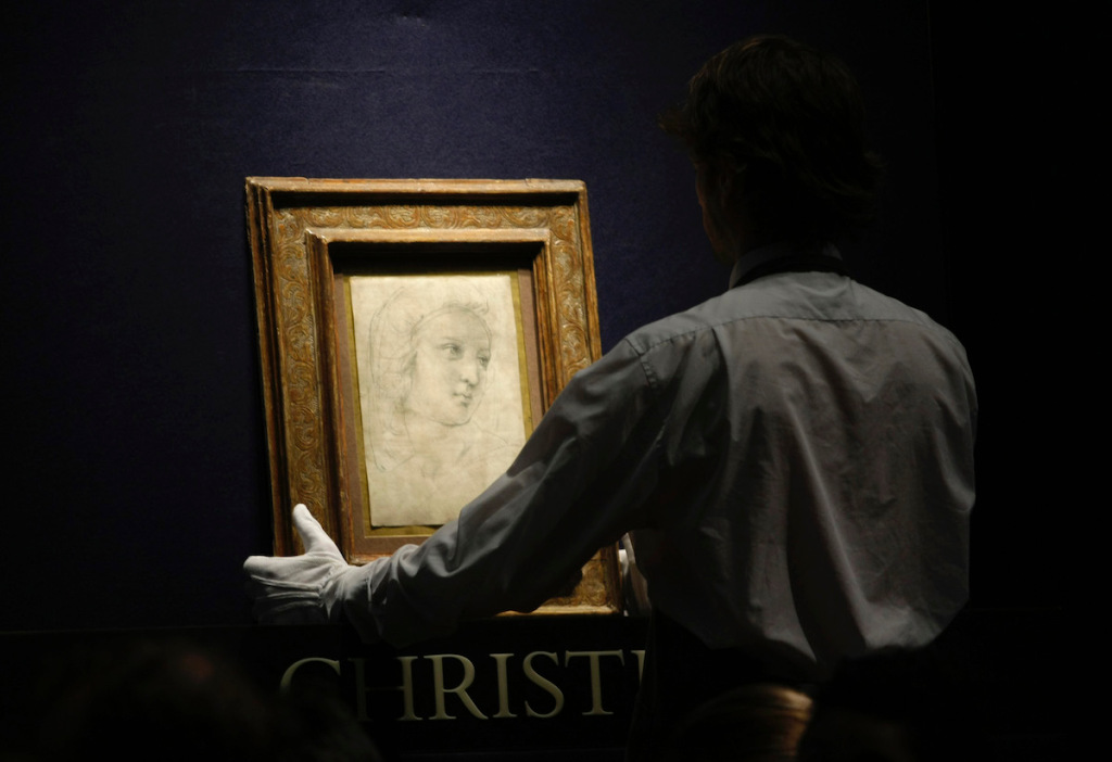 The Most Expensive Old Masters Artworks Ever Sold at Auction