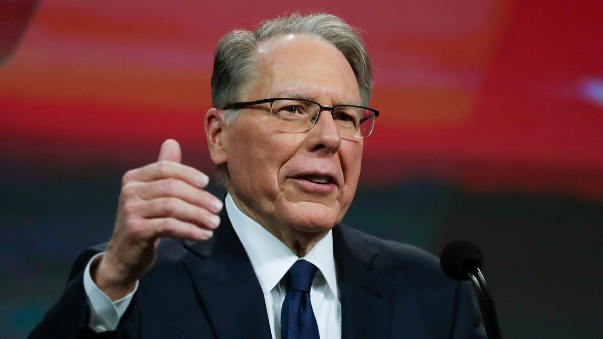 The NRA says its finances are solid. So why is it filing for bankruptcy?