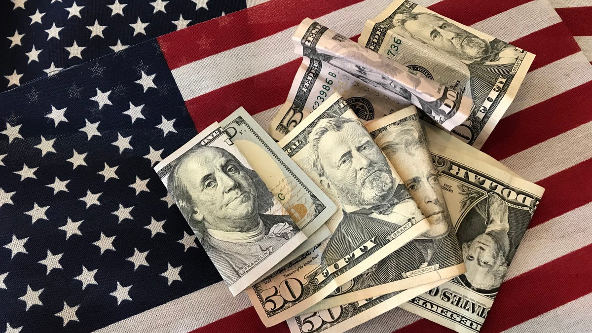 The second U.S. stimulus payments could arrive soon. Here's what to consider before you spend it.