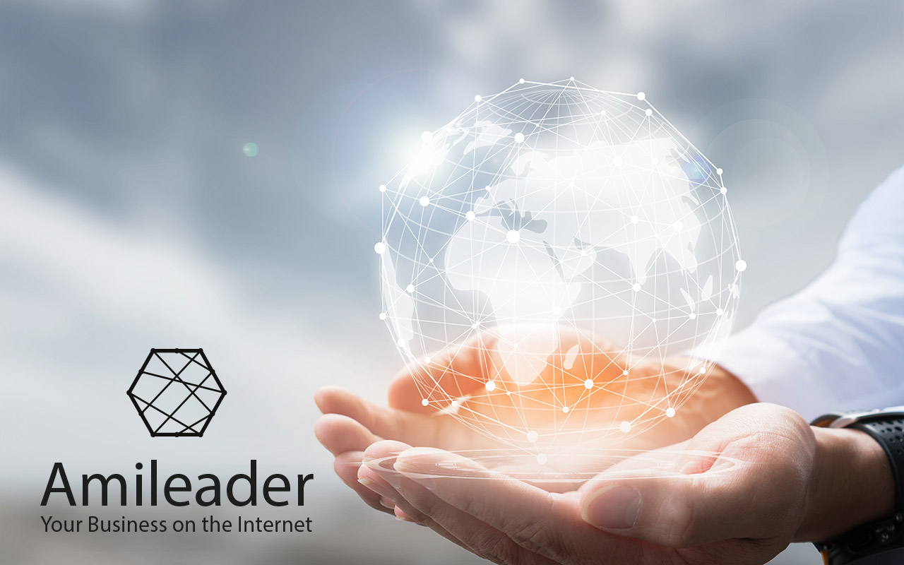 Amileader - a guide for the companies in the Internet space