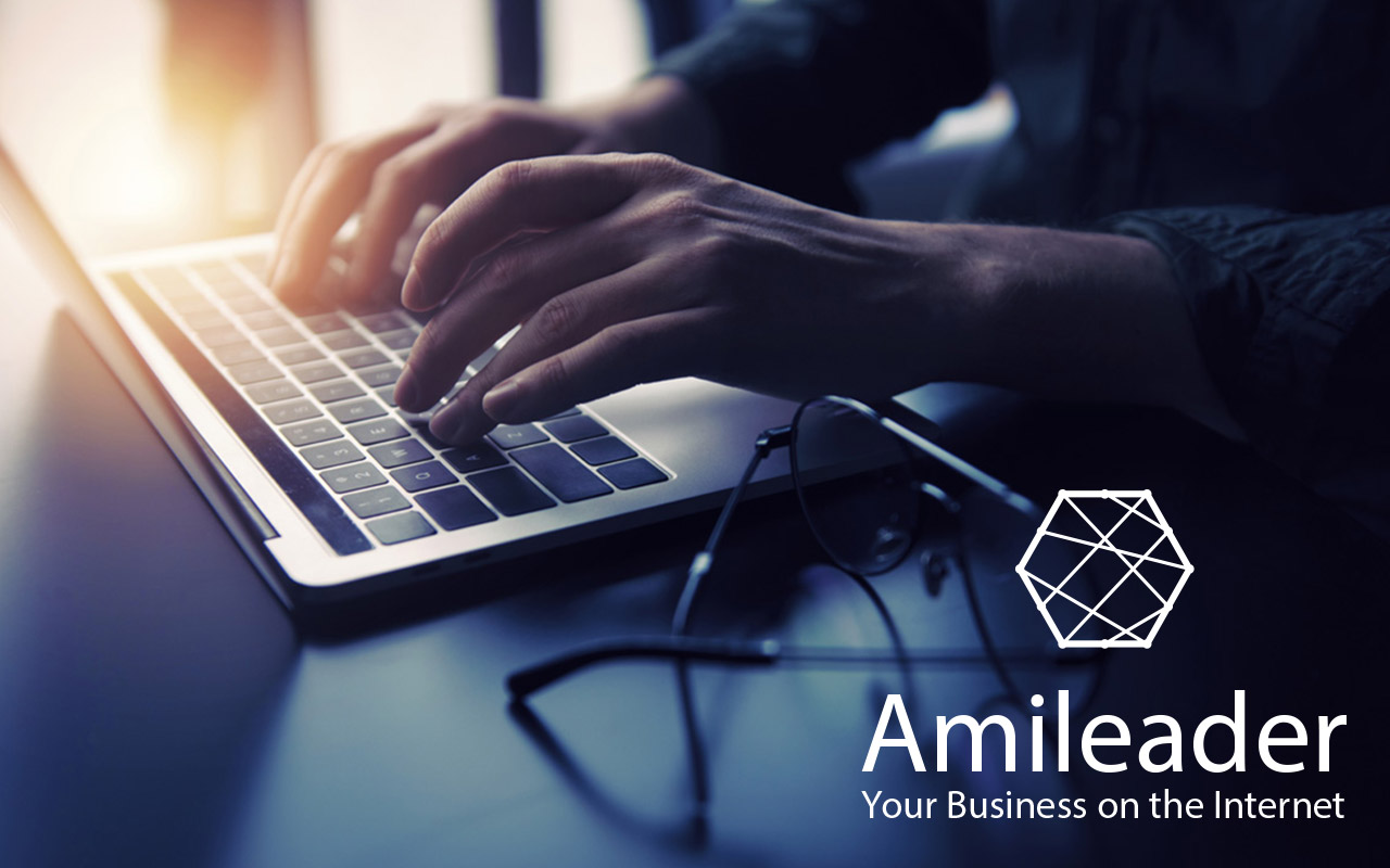 Amileader Start is a necessary minimum for taking your business on-line