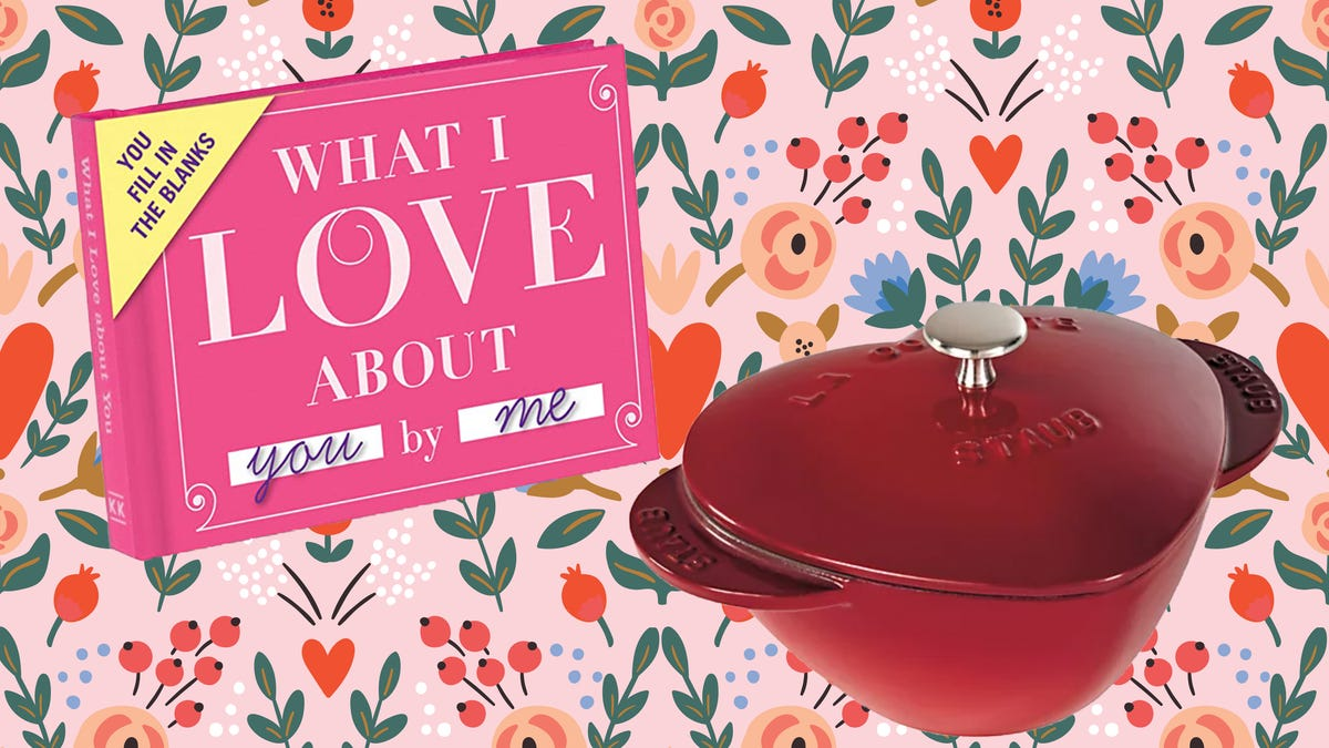 15 of the best Valentine's Day gifts to get on sale right now