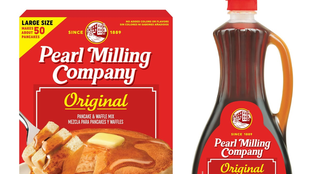 Aunt Jemima brand to be renamed Pearl Milling Company with new syrup, pancake boxes coming in June