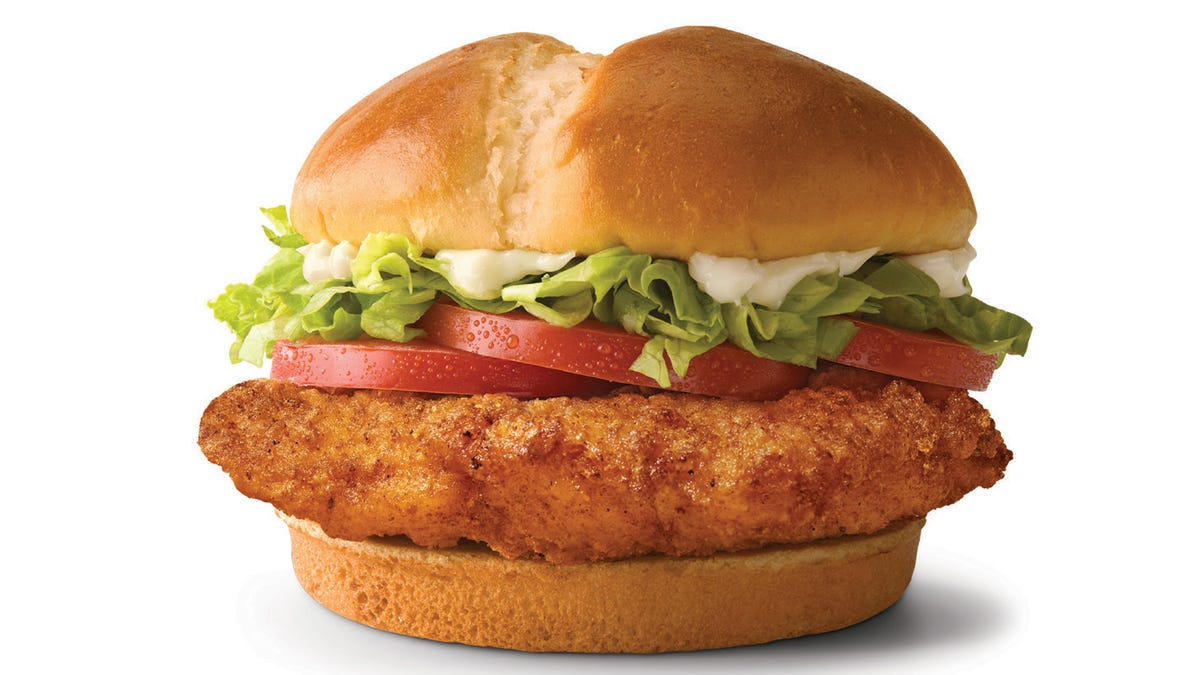 Burger King unveils plans for a new chicken sandwich; pay up to try McDonald's sandwich early