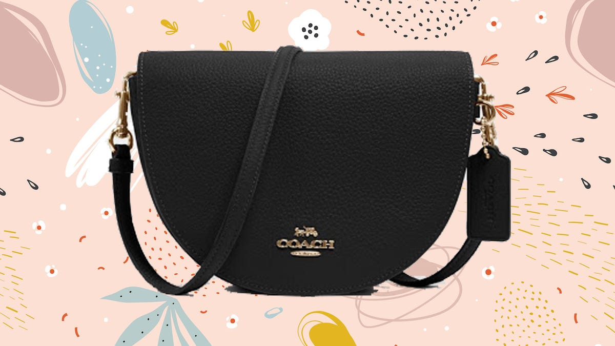 Coach Outlet bags are up to 75% off right now plus an extra 15% off select styles