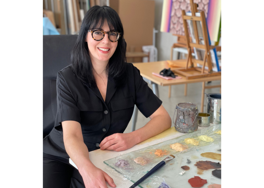 Emily Mae Smith, Figurative Painter with Ascendant Market, Joins Petzel Gallery