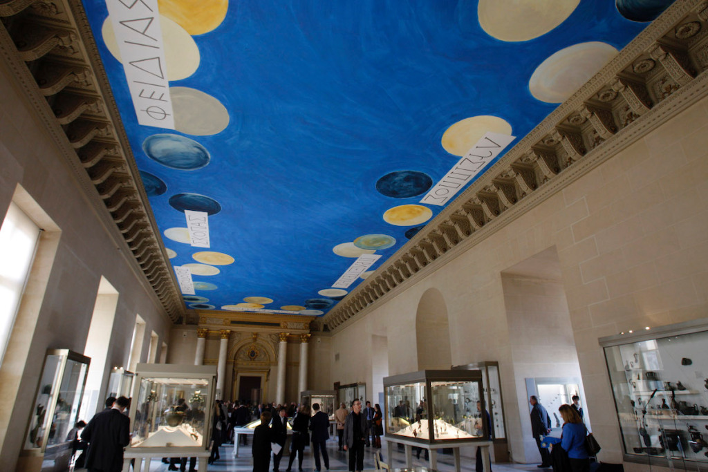 Louvre Accused of 'Serious Damage' to Massive Cy Twombly Work After Renovation