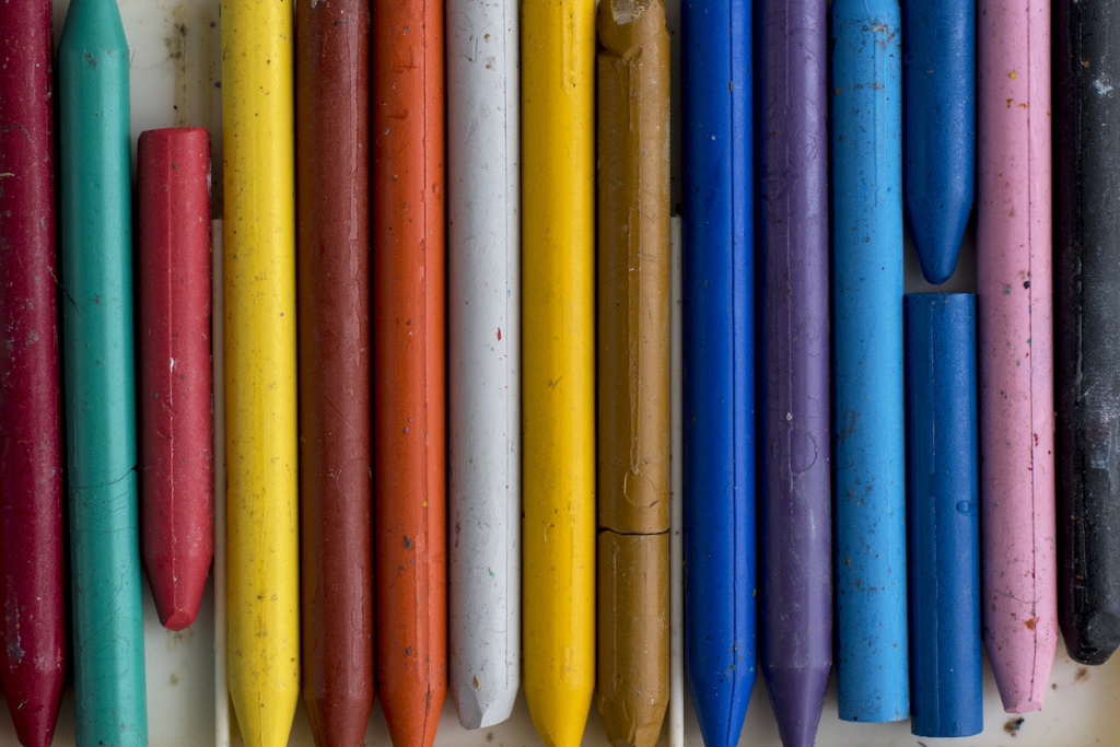 The Best Artists' Crayons for Drawings and Mixed Media Works